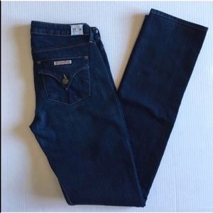 """Hudson """"Carly"""" Mid-Rise Skinny Jeans"""